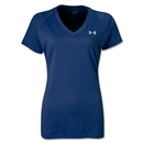 Under Armour Women's Tech T-Shirt (Navy/Royal)
