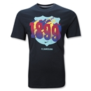 Barcelona 10/11 Graphic Soccer T-Shirt