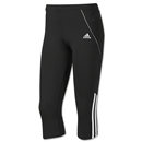 adidas Reponse DS 3/4 Tight Women's Pants (Blk/Wht)