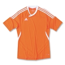 adidas Tiro II Women's Soccer Jersey (orange)