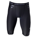 adidas TechFit PowerWeb Short Tight (Black)