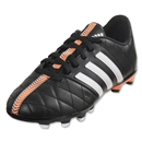 adidas 11Nova FG Junior (Core Black/White/Flash Orange)