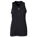 adidas Women's TechFit Tank (Blk/Grey)