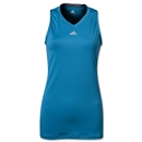 adidas Women's TechFit Tank (Teal)