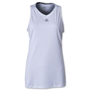 adidas Women's TechFit Tank 2013 (White/Gray)