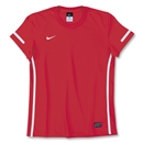 Nike Federation Women's Soccer Jersey (Red)