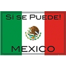 Mexico Set of 2 Soccer Posters