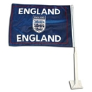 England Car Flag