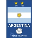 Argentina World Champs Poster