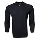 Warrior Long Sleeve Tech T-Shirt (Black)