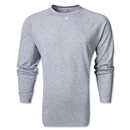 Warrior Long Sleeve Tech T-Shirt (Gray)