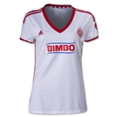 Chivas 2013 Women's Away Soccer Jersey