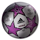 adidas UEFA Champions League Finale 12 Capitano Ball (Bright Pink/Black/Silver)