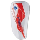 adidas F50 Pro Lite 12 Shinguard (White/Infrared/Bright Blue)