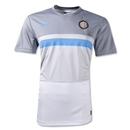 Inter Milan 11/12 SS PreMatch Top II (Gray)