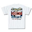 Heaven Soccer T-Shirt (White)