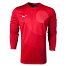Nike Long Sleeve Park IV Goalkeeper Jersey (Red)