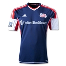 New England Revolution 2013 Primary Soccer Jersey