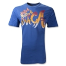 Barcelona 11/12 Core T-Shirt (Royal)