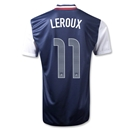USA 12/13 LEROUX Away Soccer Jersey