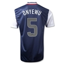 USA 12/13 ONYEWU Away Soccer Jersey