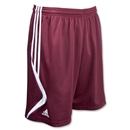 MLS Match Short (Maroon/Wht)