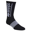 adidas Originals Heritage Crew Sock (Blk/Grey)