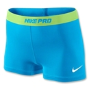Nike Women's Pro 2.5 Short II (Blue)