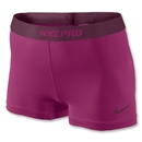 Nike Women's Pro 2.5 Short II (Raspberry)