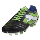 PUMA PowerCat 2.12 FG (Black/Jasmine Green/Monaco Blue)