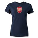 Arsenal Women's T-Shirt (Navy)