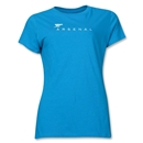 Arsenal Cannon Women's T-Shirt (Turquoise)