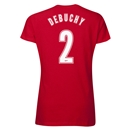 Arsenal Debuchy 2 Women's T-Shirt (Red)