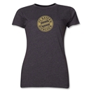 Bayern Munich Logo Women's T-Shirt (Dark Gray)
