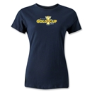 CONCACAF Gold Cup 2013 Women's T-Shirt (Navy)