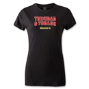 CONCACAF Gold Cup 2013 Women's Trinidad and Tobago T-Shirt (Black)