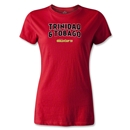 CONCACAF Gold Cup 2013 Women's Trinidad and Tobago T-Shirt (Red)