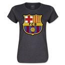 Barcelona Women's T-Shirt (Dark Gray)