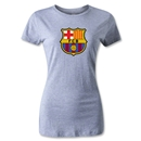 Barcelona Core Women's T-Shirt (Gray)