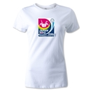 FIFA U-20 Women's World Cup T-Shirt (White)