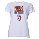 LOSC Lille We Are Women's T-Shirt (White)