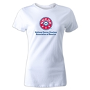 NSCAA Women's T-Shirt (White)