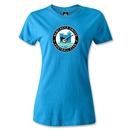 Newcastle United Graphic Women's T-Shirt (Turqouise)