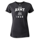 Newcastle United Toon Army Women's T-Shirt (Dark Gray)