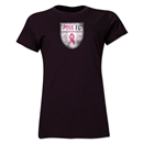 Pink FC Women's T-Shirt (Black)