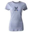 Carolina Railhawks Women's T-Shirt (Gray)