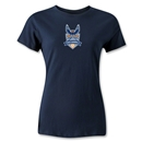 Carolina Railhawks Women's T-Shirt (Navy)