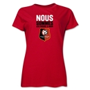 Stade Rennais FC We Are Women's T-Shirt (Red)