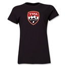 Trinidad and Tobago Women's T-Shirt (Black)