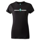 Werder Bremen Women's T-Shirt (Black)